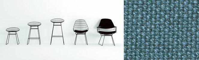 Pastoe wired collectie draadstoelen fauteuils kvadrat - Ikea teppich andrea ...
