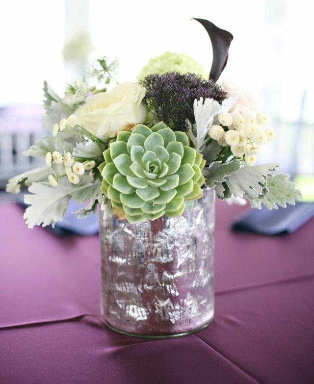 Tischdeko mit Blumen – 110 Gestecke zum Selbermachen