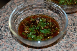 Pot Sticker Dipping Sauce Recipe: I could literally drink this stuff it's so good!!!