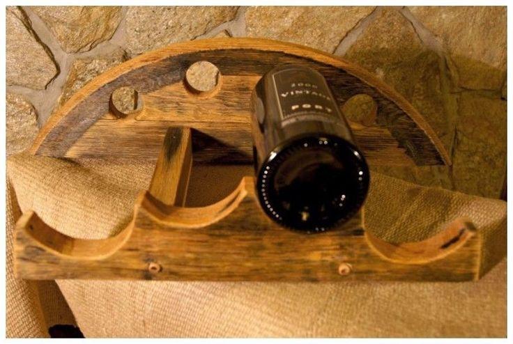 225 Old Wood Mały STOJAK na wino MORRO stare drewno Uchwyt na 4 butelki – Sztum – 138410959 | Gumtree
