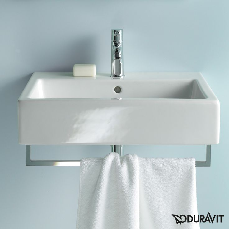 Duravit Vero Towel rail for washbasin 045460