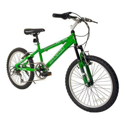 Bike Rigid Forks - Boys Magna Great Divide Bike  Green 20 -- Be sure to check out this awesome product.