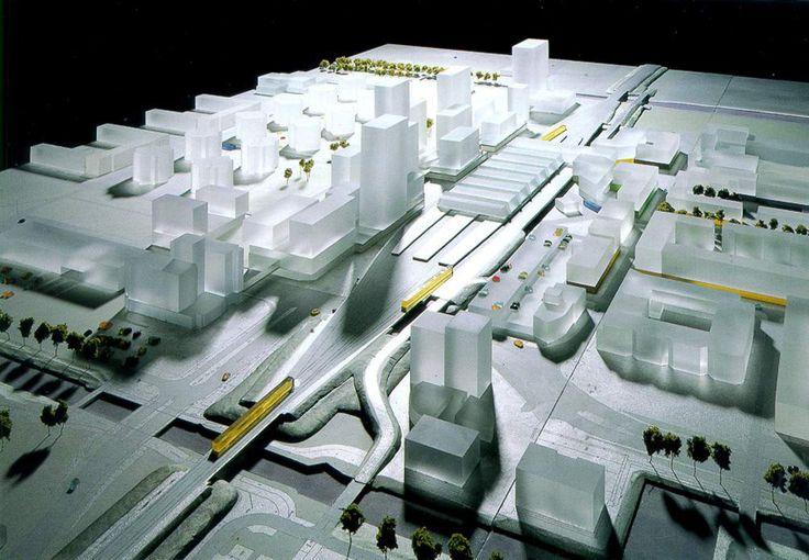 Rem koolhaas - Almeere masterplan - urbanisme
