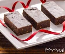 Recipe Healthy Pure Chocolate Brownie Protein Bars by Domestic ThermoMinx - Recipe of category Desserts & sweets
