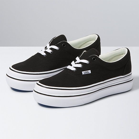 Vans, Vans store, Platform shoes