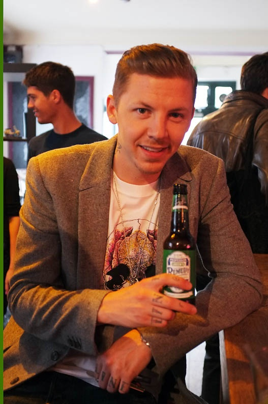 professor green, I dunno what it is about him but he's so freakin cute