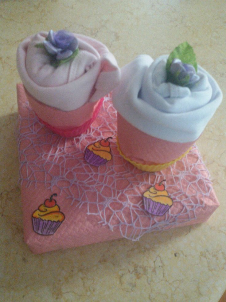 Cup cake surprise