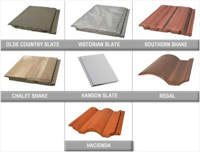Check Out All These Different Types Of Roof Tiles Roof Tiles