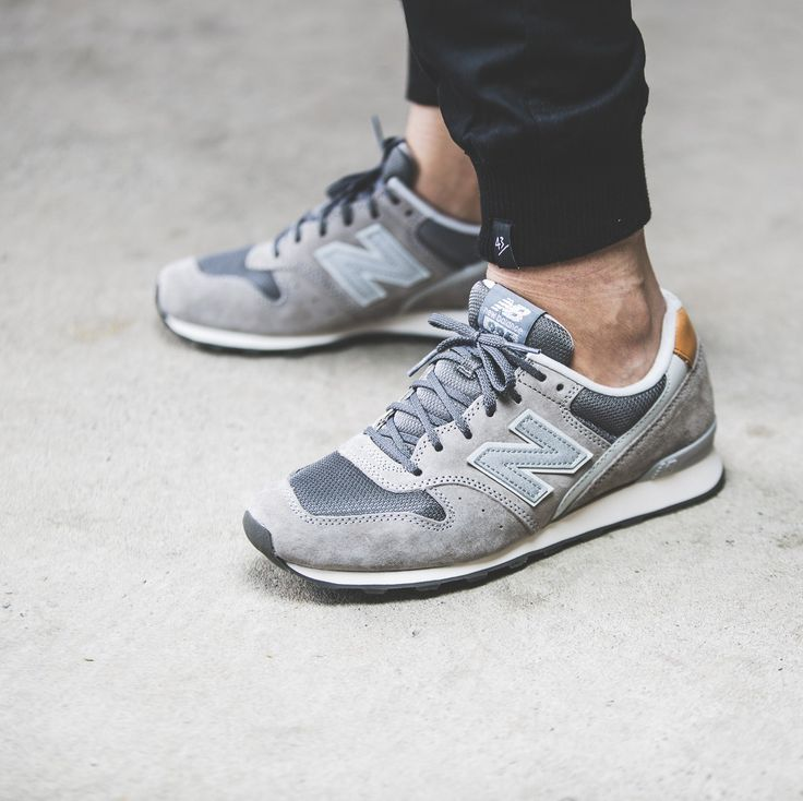 New Balance (grau) - Sneaker Store Fulda