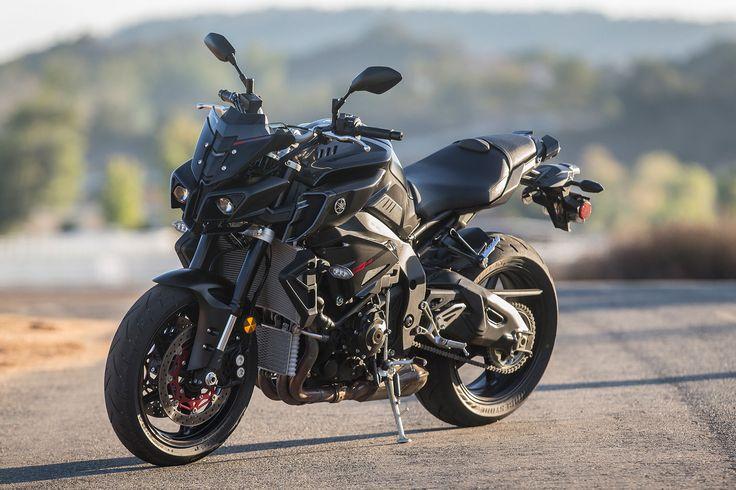 2017 Yamaha FZ-10 Naked Bike Road Test Review   Cycle World