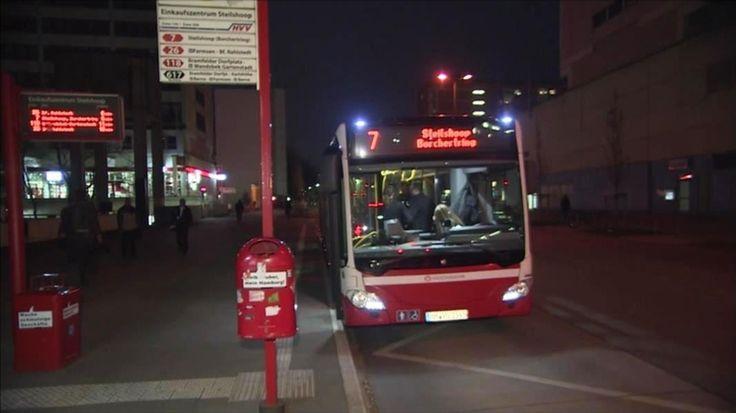Messerattacke im Bus: Polizei fasst 16-Jährigen | NDR.de - Nachrichten - Hamburg