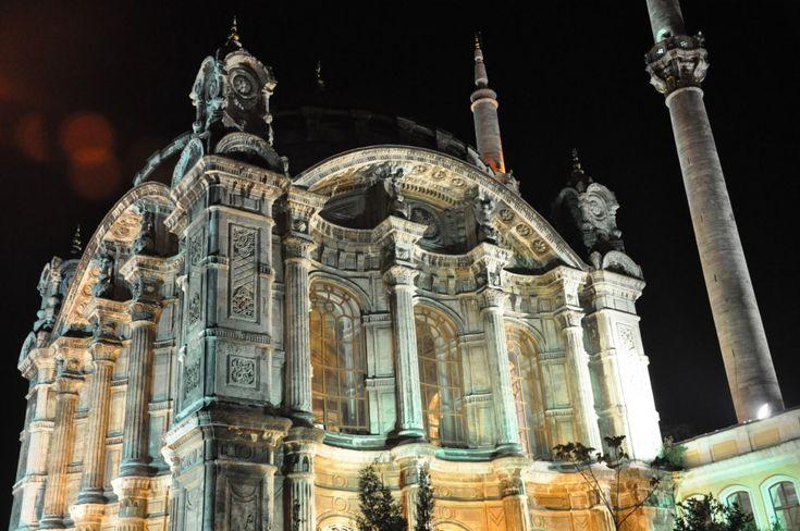 mešity Ortaköy