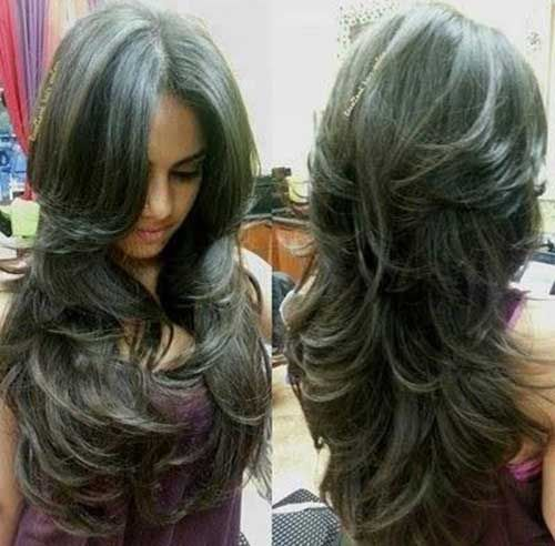 Fantastic 1000 Ideas About Long Haircuts For Women On Pinterest Long Hair Short Hairstyles For Black Women Fulllsitofus
