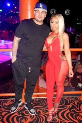 Blac Chyna and Rob Kardashian have split Up #news #fashion