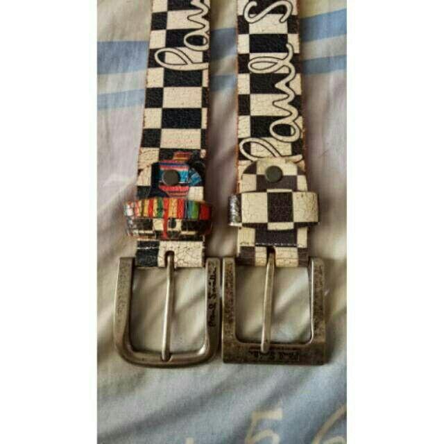 Saya menjual Belt (Ikat Pinggang) Paul Smith Kulit Motif Bergambar Putih Istimewa. seharga Rp250.000. Dapatkan produk ini hanya di Shopee! https://shopee.co.id/diaz82/178088170 #ShopeeID