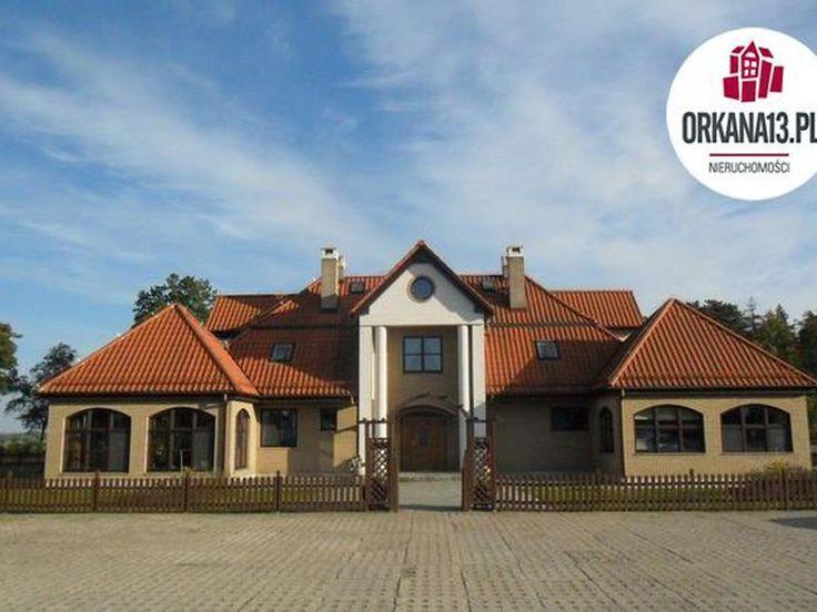 Orkana13.pl Nieruchomości - Domy wolnostojący Gołębiewo Średnie na sprzedaż