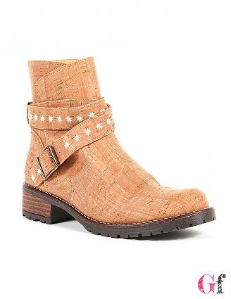 Botas Estrela do Mar Bege #Rutz #Goodfashion