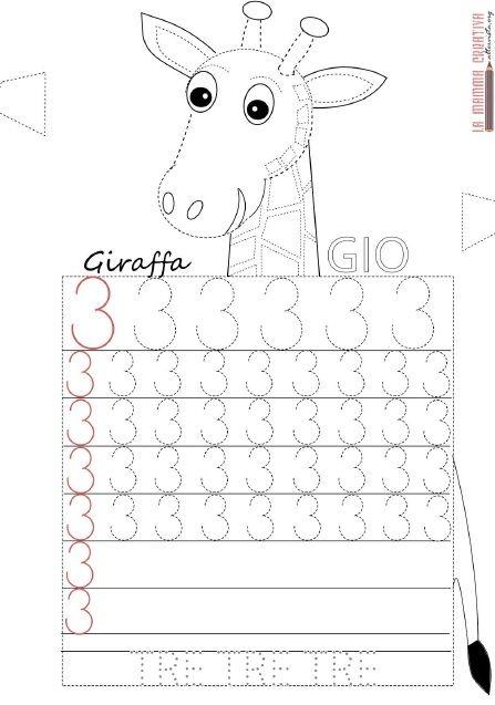 anasınıfı hayvanlar sayı yazma çalışma sayfaları (3)