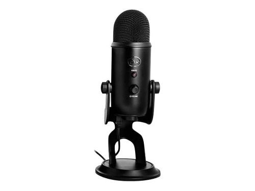 Blue Yeti USB Microphone - Blackout | Dell United States