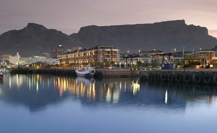 Cape Grace Hotel, V&A Waterfront in Cape Town