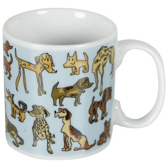 Esta para quem AMA cachorros de todos os tipos. | 33 canecas incríveis que são o melhor presente para um amante de café