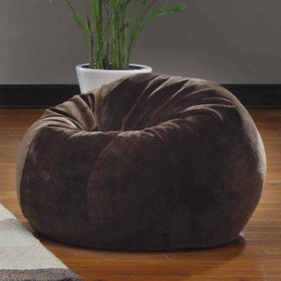 Soho Bean Bag Chair - http://delanico.com/bean-bag-chairs/soho-bean-bag-chair-725314541/ #BeanBagChair