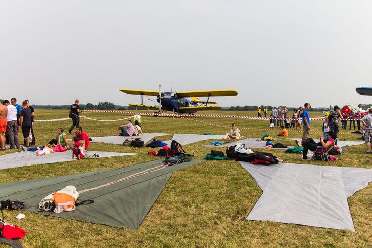 Lotnisko Szymanów - Aeroklub Wrocławski