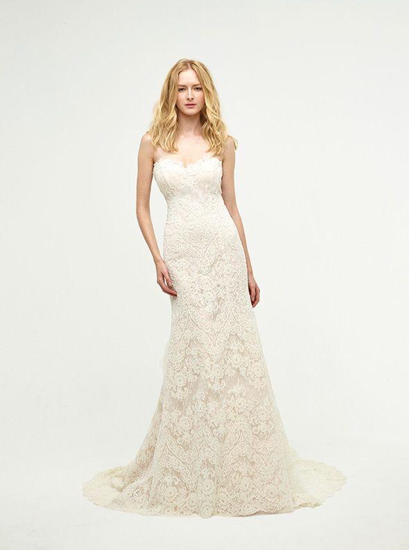 アクア・グラツィエがセレクトした、JENNY LEE(ジェニー リー)のウェディングドレス、JLE1423をご紹介いたします。