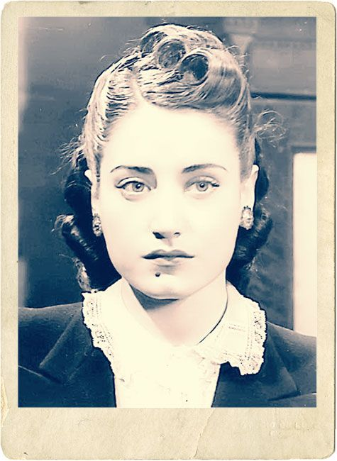 Asmahan, 1930   The great Arab singer was the toast of Cairo song and cinema in the late 1930s and early 1940s -