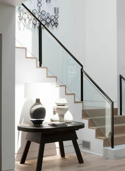 Staircase : Steel and Glass : DISC Interiors