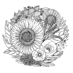Printable Coloring Pages For Adults Free