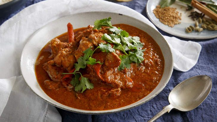 Karen Martini's butter chicken cuts the cream for a healthier version of everyone's favourite curry.