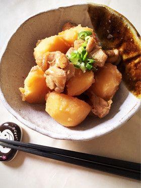 簡単★絶品★鶏肉とジャガイモのこってり煮 by スポンジマム★ [クックパッド] 簡単おいしいみんなのレシピが270万品