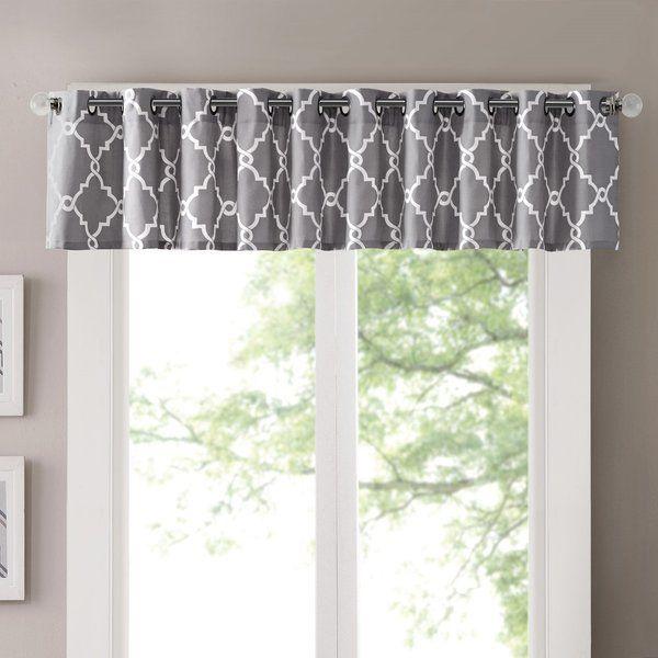 Winnett Light Filtering 50 Curtain Valance