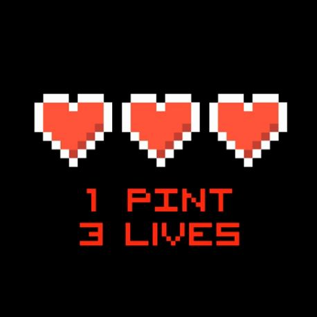 Clever 8-Bit Video Game Style Promo for Blood Donation- Eli Kaufman wrote in Health, Living and Video  A retro video game-era campaign raises awareness about just how little plasma it takes to make a difference.   This post is part of the GOOD community's 50 Building Blocks of Citizenship. This week: Give Blood. Follow along, join the discussion, and share your experience at #goodcitizen.