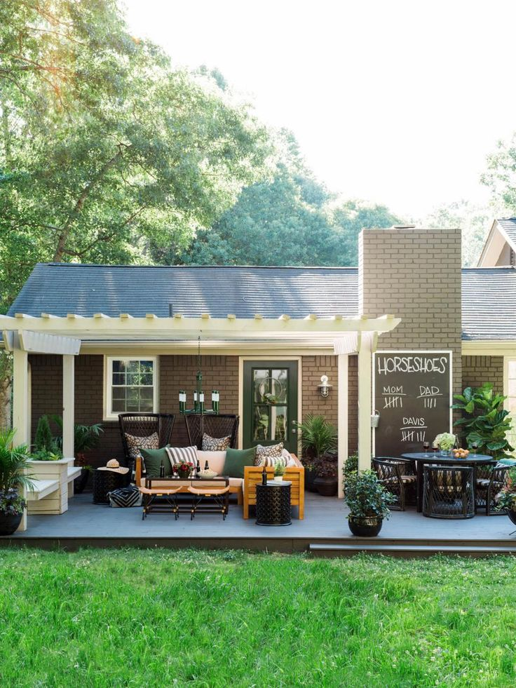 25+ best ideas about Outdoor spaces on Pinterest | Back yard ...