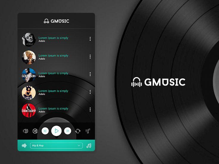 GMusic - Live Streaming Music by Ronak Bhatt