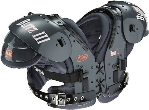 Adams Football Shoulder Pads Reviews #FootballShoulderPads #NFL