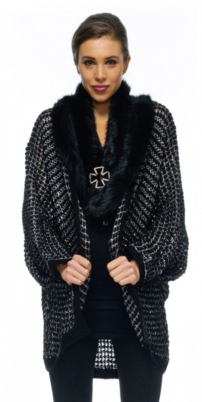 Disco Ball Cardi by Fate Now: $99.95