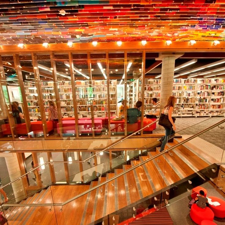 QUT Kelvin Grove Library