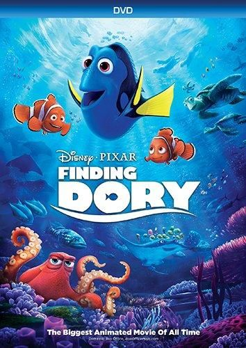 Ellen DeGeneres & Albert Brooks - Finding Dory