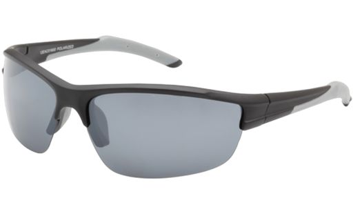 #EyewearHub: These slick, semi rimless active men's sunglasses from the #Erroca Sports Collection are essential gear for the man who expects to win. The lightweight frame and non-slip rubber coating on the temples and nose pad make these #shades indispensable for all extreme sports.