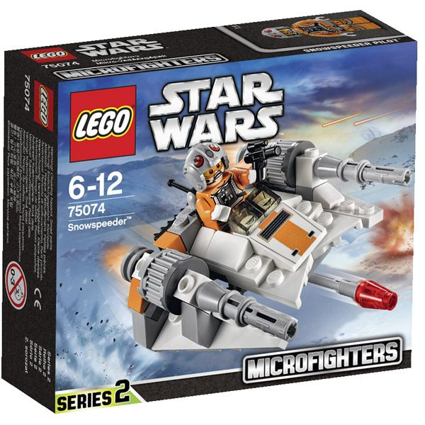 buy lego star wars snowspeeder here at zavvi we have great prices on games blu rays and more as well as free delivery available so be sure not to miss