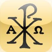 Laudate - This iPhone (and Android) app is the Best Catholic smartphone app. It's free. It has Daily Mass Readings (with Saint of the Day), Liturgy of Hours, New American Bible, interactive Rosary and Chaplet of Divine Mercy, Stations of the Cross, prayers and latin prayers with English translation. Multiple podcasts for daily meditations and Rosary. Catechism of Catholic Church with ability to bookmark and share.