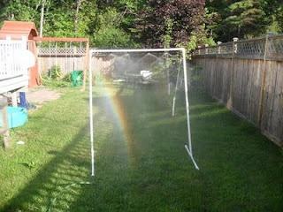 Best sprinkler ever!