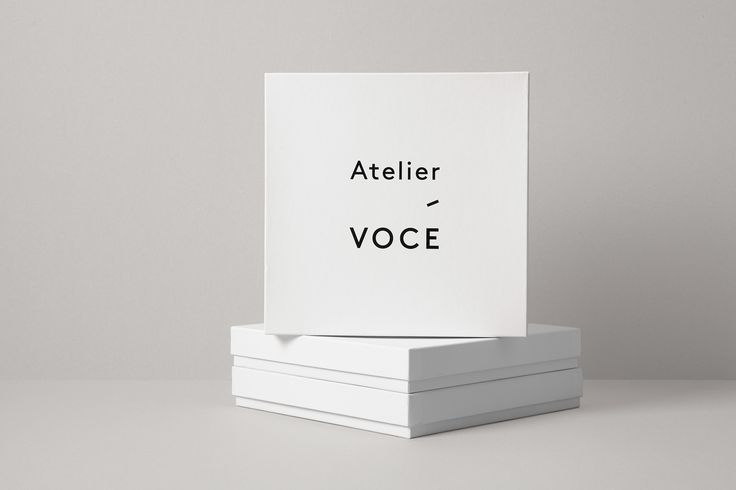 Atelier Vocé is a french high-end clothing company. We designed a brand new visual identity for the launch of the 2014 series, in collaboration with Lou Brian Perez-Guerrero, Vocé's art director. The identity was applied to the stationary, tags, stamps an…