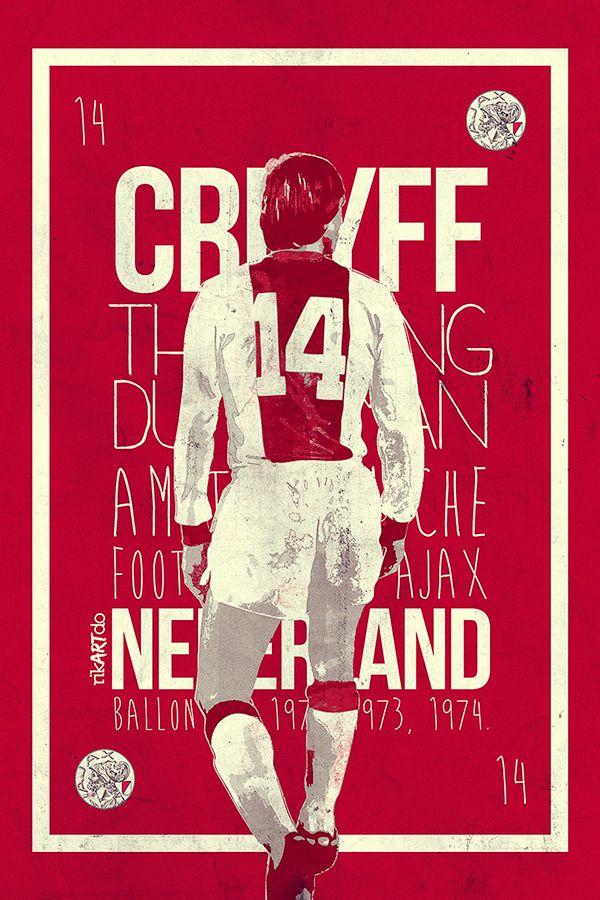 Cruyff 14 on Behance