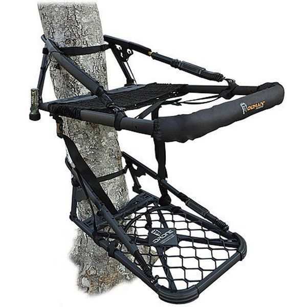OlMan Outdoors The Drone Climber Treestand Bowhunterssupplystore