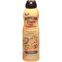 Walmart: Hawaiian Tropic Silk Hydration Clear Mist Spray Sunscreen SPF 30, 6 fl oz