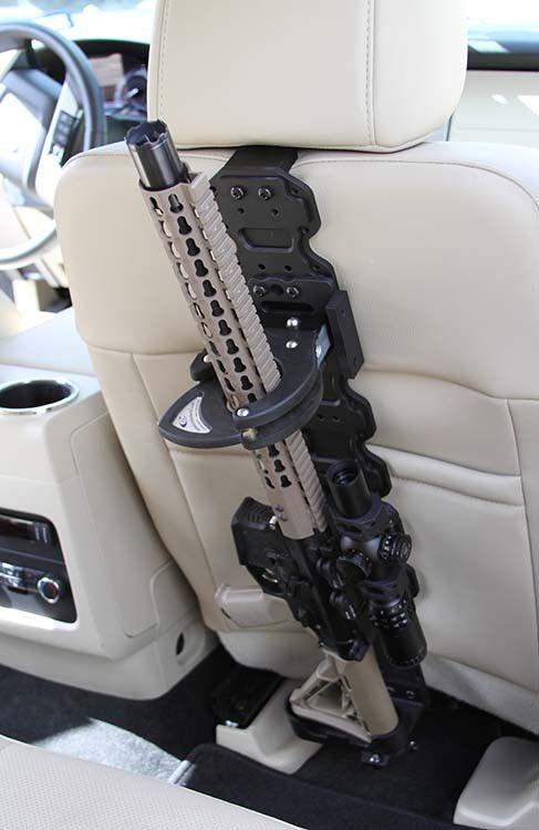 Rackbone Le Lockable Gun Rack For Vehicles Gunholster Guns